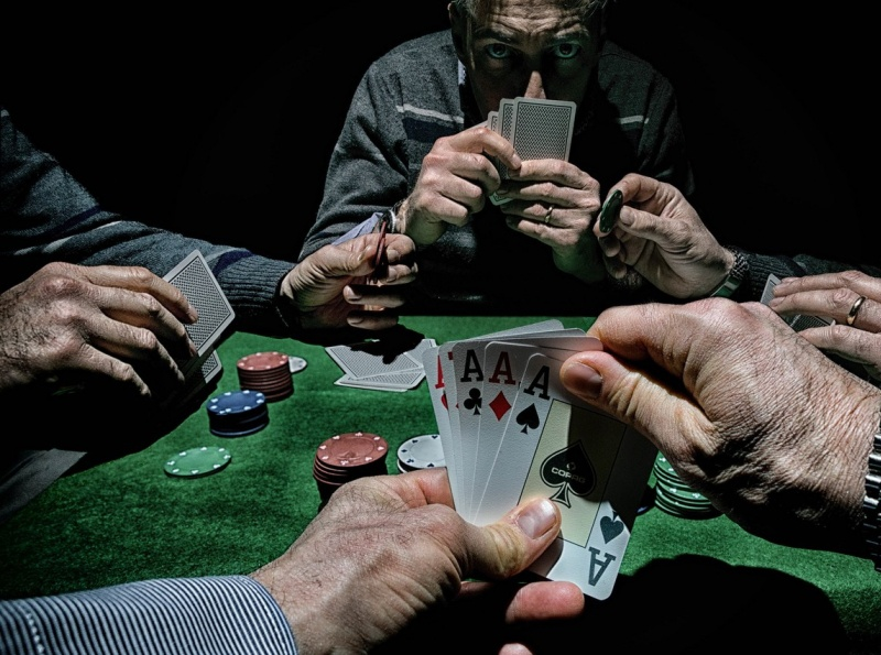 The Key Components In Online Casino