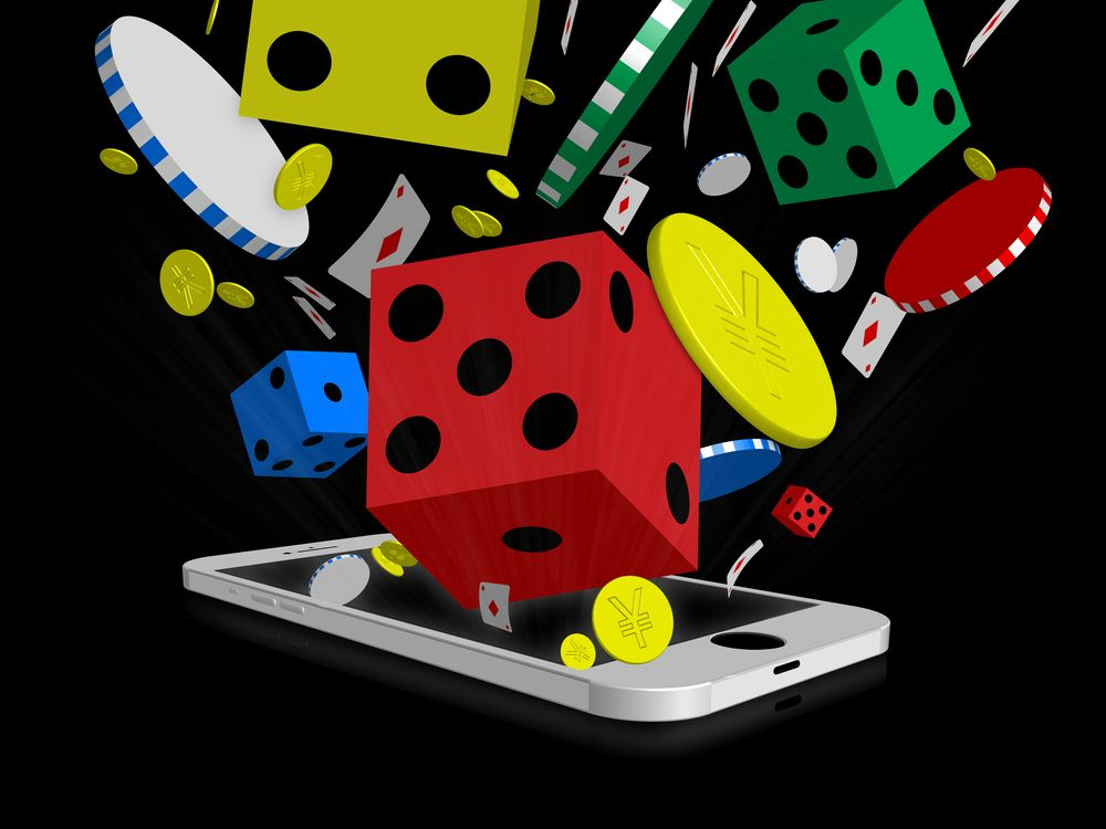 Nine Easy Steps To An effective Casino Technique