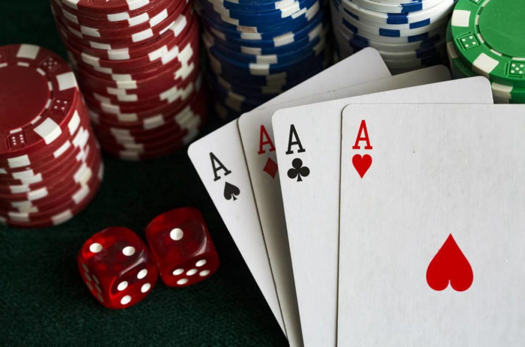 The Battle Over Online Gambling And How To Win It