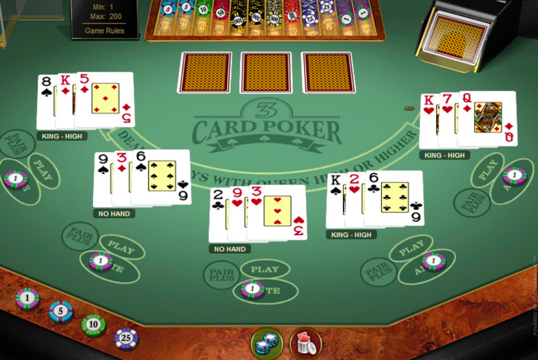 Ho To (Do) Casino Without Leaving Your Workplace(Home).